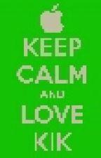 Kik Love (adamtina) by AdamtinaLoveBaby
