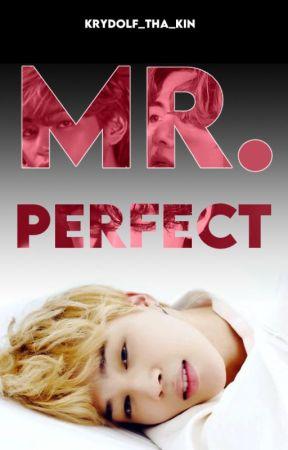 Mr. Perfect || Vmin by Krydolf_tha_kin