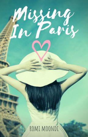 Missing In Paris by romimoondi