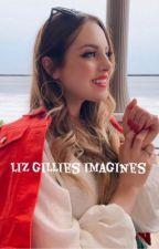 Liz Gillies Imagines (gxg) by gayforddlovato
