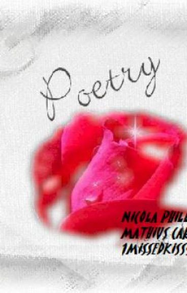 Poetry book #2 by 1missedkiss96