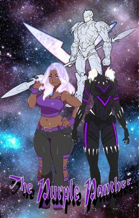 The Purple Panther (Voltron: Legendary Defender) by OtakuGirlInAnimeland