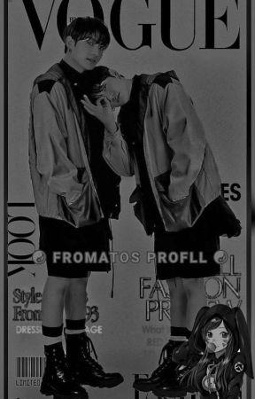 ╿°𝙵𝙾𝚁𝙼𝙰𝚃𝙾𝚂 𝙿𝚁𝙾𝙵𝙸𝙻  by -JONMOUN