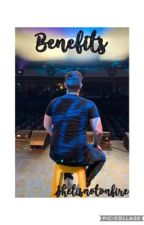 Benefits (Damien Haas X Reader) by ShelIsNotOnFire
