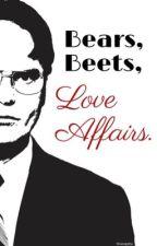 Bears, Beets, Love Affairs. (Jim x Dwight) by Suesquisha