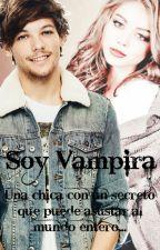 Soy Vampira  {Louis y Tu} by scarletteSM