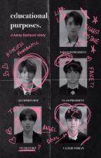educational purposes ⌮ kang taehyun by jiminsdaddy