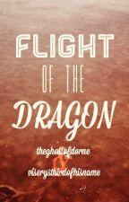 Flight of the Dragon by theghostofdorne