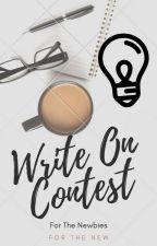 WRITE ON Contest 2020(OPEN) by SIDDHIAMRALE