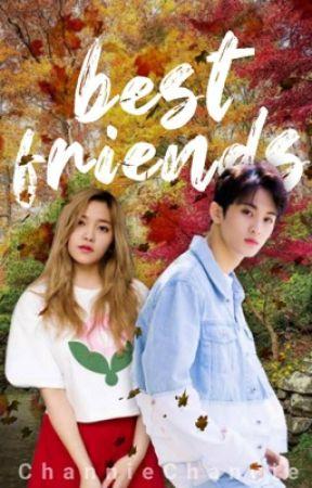 Best Friends | Markri SNS AU by channiechaengie