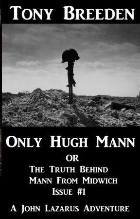 Only Hugh Mann by TonyBreeden