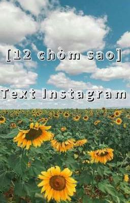 Đọc truyện [12 chòm sao]Textfic-instagram