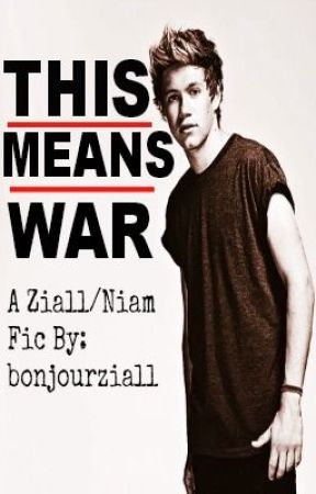 This Means War by bonjourziall