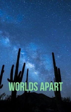 Worlds Apart//TMNT X Reader by sky1898