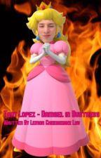 Tony Lopez - Damsel In Distress by xlemoncheesecakex