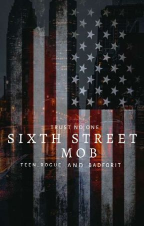 6th Street Mob by teen_rogue