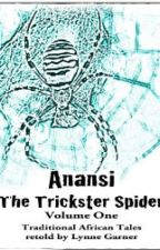 Anansi and the Witch Named Five by lynnegarner