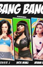 Bang Bang- Jessie J, Ariana Grande, and Nicki Minaj by iamssept