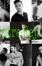 ★Entre Rejas★ (Liam Payne & Tú) by itsmxrtx_