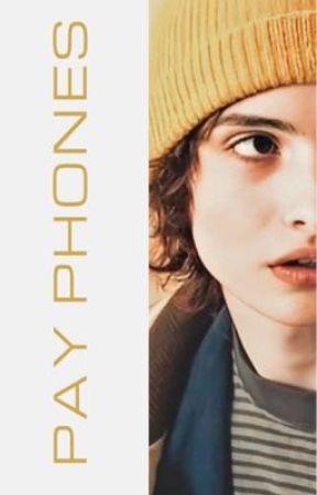 Pay Phones ➣ Reddie by lunardaisies