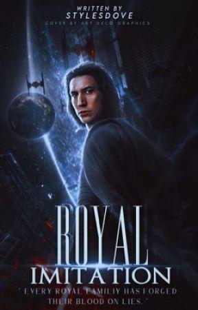 Royal Imitation   Kylo Ren by stylesdove