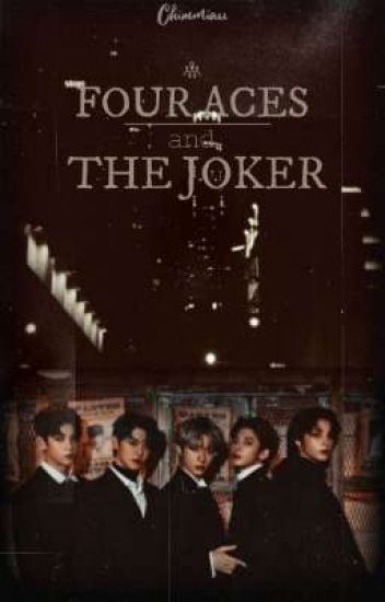 Four Aces and The Joker || TXT