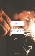 My Comet   R.A.B by gabrielanelf