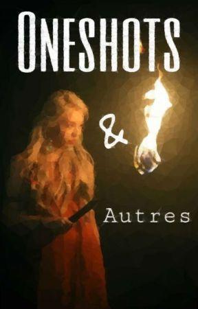 || OneShots & Poésies || 🅴🅽 🅲🅾🆄🆁🆂 by -IceMoon-