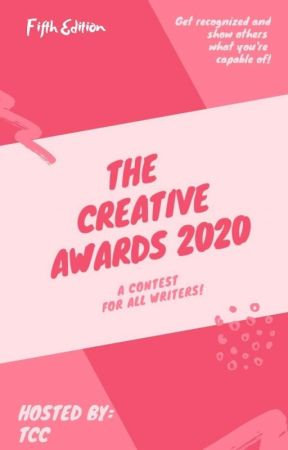 THE CREATIVE AWARDS 2020   Fifth Edition by thecreativecorner_