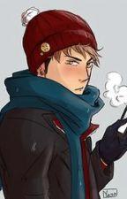 Modern!Jean Kirchstein x Reader: Snowy Dates~ by ShizukaKaori