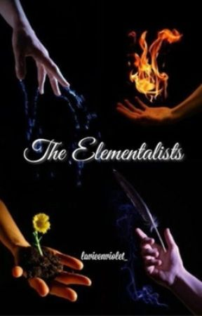 The Elementalists by _sunflowergal_