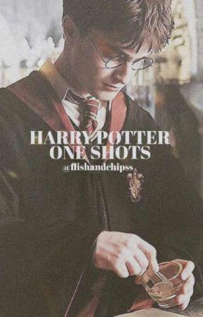 Harry Potter One Shots [Reader Insert] by ffishandchipss