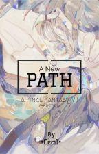 A New Path [Final Fantasy VII Fanfic] by VampireDarkprincess