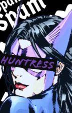 Huntress (Spam) by BatgirlGeek