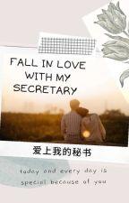 Fall in love with my secretary  爱上我的秘书 by Thisisxnnadia