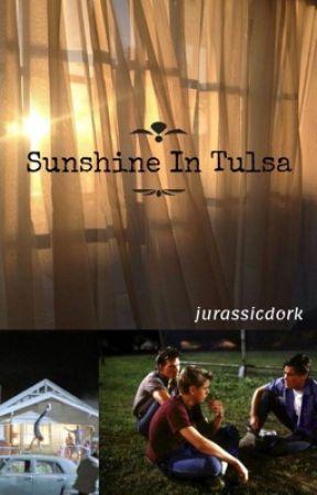 Sunshine in Tulsa by jurassicdork