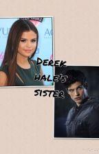 Derek hale's sister by julianice