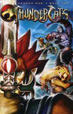 Thundercats 2011 harem x male Jedi reader by Icedemon34