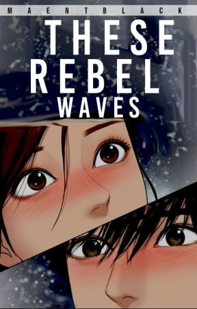 These Rebel Waves by maentblack
