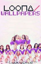 LOONA WALLPAPERS by Lucario_13