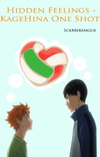 Hidden Feelings | KageHina One Shot by IceMeringue