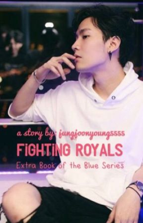 Fighting Royals by jungjoonyoung5555