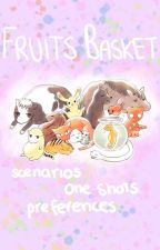 Fruits Basket One shots and preferences by chameleonbuddy