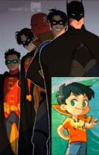 The lives I've written (percy Jackson Batfam cossover) by justyournormalgeek