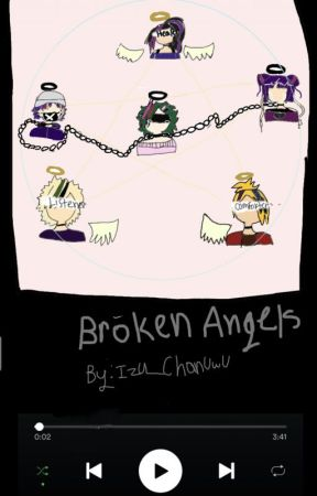 Broken Angels by Izu_ChanUwU