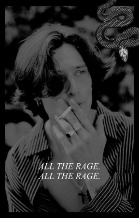 all the rage ─ e. cullen by turpentines