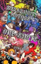 Mekakucity Actors (メカクシティアクターズ) One-Shots by CyaLater