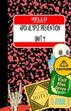 Apocalypse Prevention Unit 9 by papercutsunset