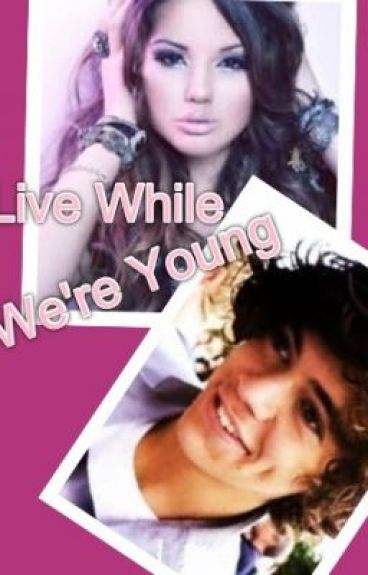 Live While We're Young by AdriannaSexyStyles