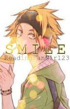 SMILE! (Depressed/Suicidal Denki Kaminari x Reader) by OffBrandHolyWater